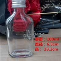 供给上海玻璃酒瓶100-200ml