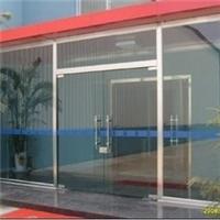 门头沟区龙泉装置玻璃门维修玻璃门
