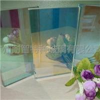 炫彩玻璃 幻彩變色玻璃夾絲