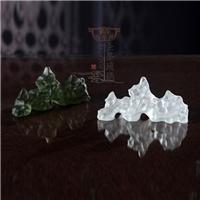 古法琉璃 禅意生活系列 ——虬石 琉璃茶枕