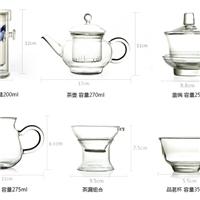 徐州采购-玻璃茶具