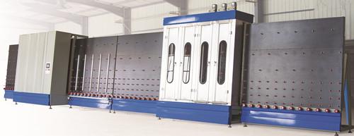 全自动立式加长中空玻璃生产设备