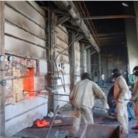 錫槽放錫施工技術/浮法玻璃生產技術