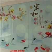 玻璃瓷砖装修装饰图案打印成本多少钱