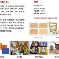 云南厂家定制方形软木杯垫 圆形软木杯垫 尺寸可定制