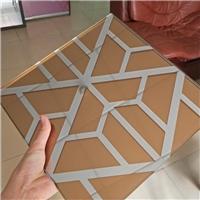供應工藝夾膠玻璃 裝飾隔斷玻璃 夾絲玻璃