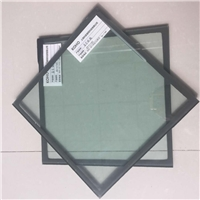 廠家供應5+0.12V+5真空玻璃4+0.12V+4真空玻璃