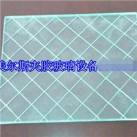 PVB夹胶玻璃炉发往苏州
