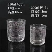 供应玻璃烛台,玻璃杯