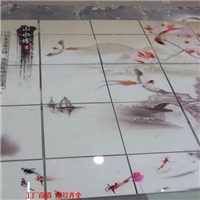 云南有厂家销售3D背景墙uv打印机