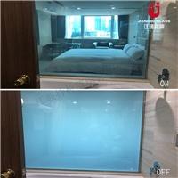 江玻特玻 珠宝店用雾化调光玻璃 液晶电控玻璃