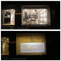 广州欧毅建材OY幕墙用调光玻璃和无放射投影调光玻璃