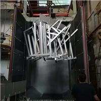 喷砂机广东南海吊钩式抛丸机玻璃喷砂机