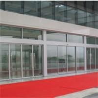 北京安装玻璃门朝阳区四惠玻璃门维修
