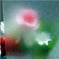 厂家供应压延玻璃钻石 海棠 四季红 香梨 布纹