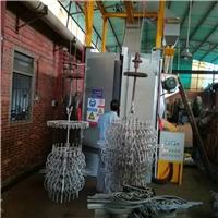 铝板铝合金处理打沙机吊钩式抛丸机厂家