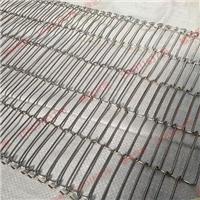 生产编织分格式梯形网带 玻璃网带厂家