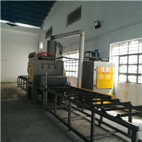佛山喷砂机制造商南海玻璃自动喷砂机