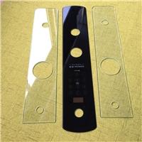 智能指纹锁玻璃面板