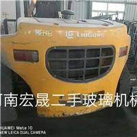 出售二手柳工5吨叉车一台