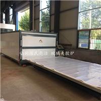 夹胶玻璃设备产量高夹丝炉