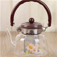 耐热玻璃咖啡壶泡茶壶