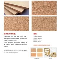江苏软木陶瓷垫 多功能隔热垫 包装软木垫厂家