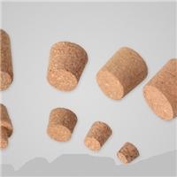 四川软木复合塞 瓶塞 玻璃塞厂家生产