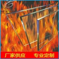 驰金 供应单片铯钾防火玻璃 复合防火玻璃 厂家定制