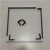 高效暖边技术 黑色玻纤材质暖边条价格