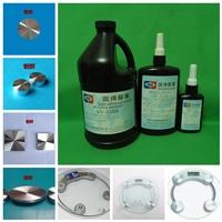 UV-3166UV胶|电子秤玻璃粘金属无影胶水