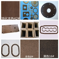 福建橡胶软木垫 背胶橡胶软木垫 垫圈厂家