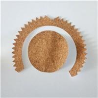 四川软木垫片 背胶软木垫片厂家供应