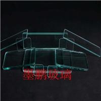 浮法玻璃改裁磨边异形圆形超薄玻璃
