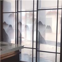 夾絲玻璃藝術玻璃