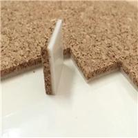 广州厂家直销玻璃垫 背胶软木垫片