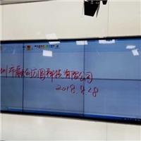 郑州55寸DID液晶2x3触摸拼接屏