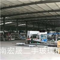 出售钢化炉、中空线,四边磨,清切割机等玻璃机械