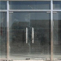 后海安装玻璃门西城区安装玻璃门