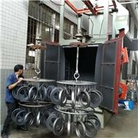 佛山吊钩式抛丸机大型喷砂机设备生产厂家