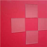 洛玻0.9mm电子级浮法玻璃原片