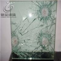 广州驰金 新型防弹玻璃 厂家定制