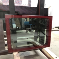专业高温丝印钢化玻璃电器面板玻璃定做临盆
