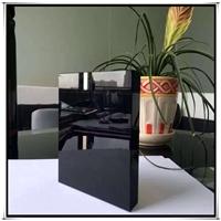 厂家批发印尼黑玻璃 唐山黑玻璃 耀皮黑玻璃