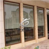 玻璃内置百叶隔断 推荐广州驰金18125718562