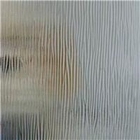 木纹压花装饰玻璃生产厂家