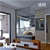 家装雾化玻璃 汇驰智能调光玻璃