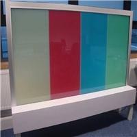 彩色調光玻璃 匯馳霧化玻璃廠家定制
