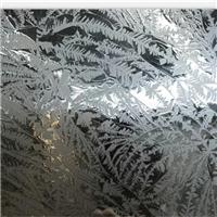 灰色冰花玻璃