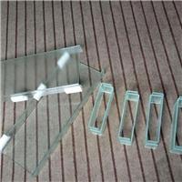 批发U型钢化玻璃 幕墙玻璃